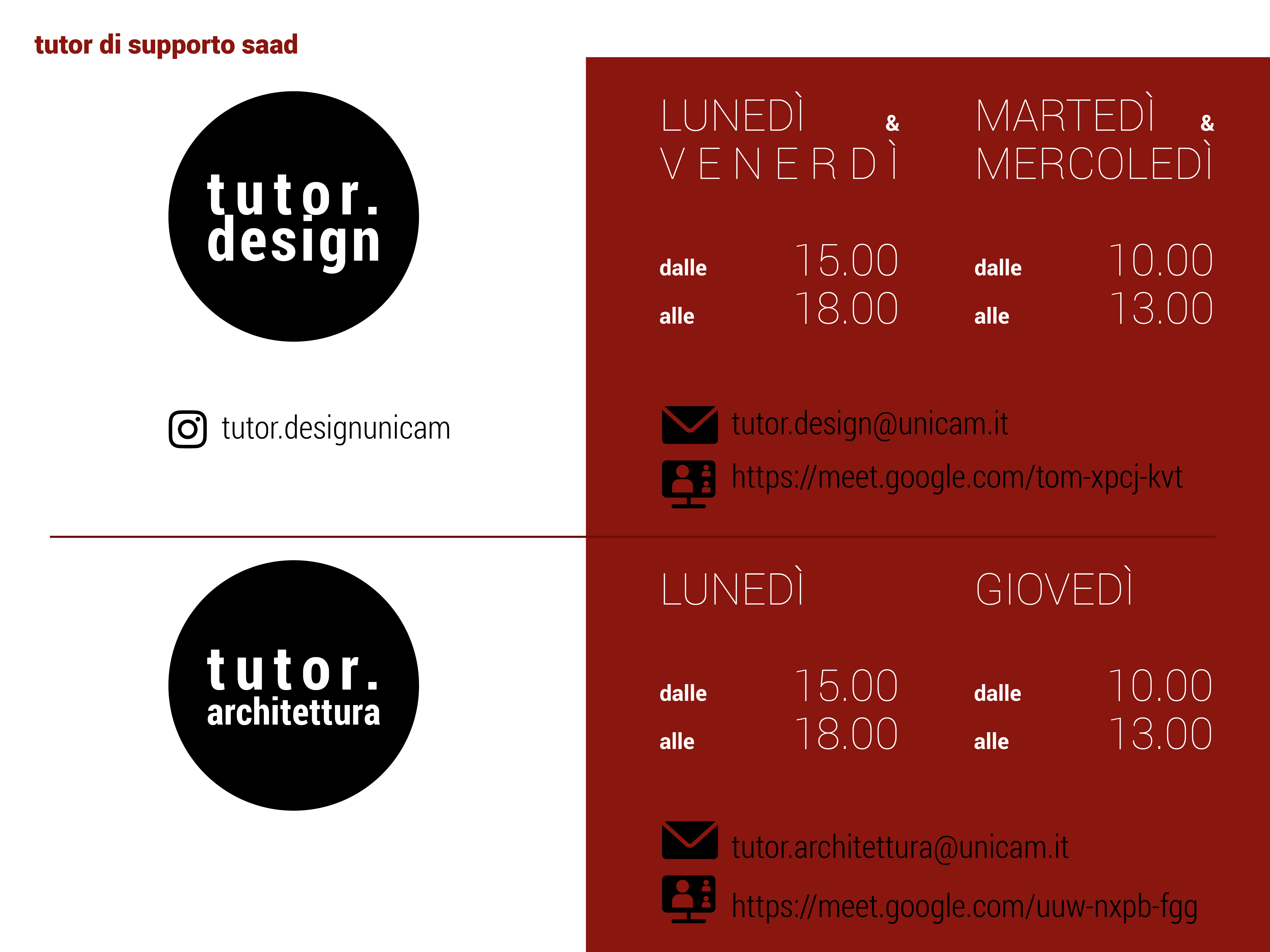 tutor design