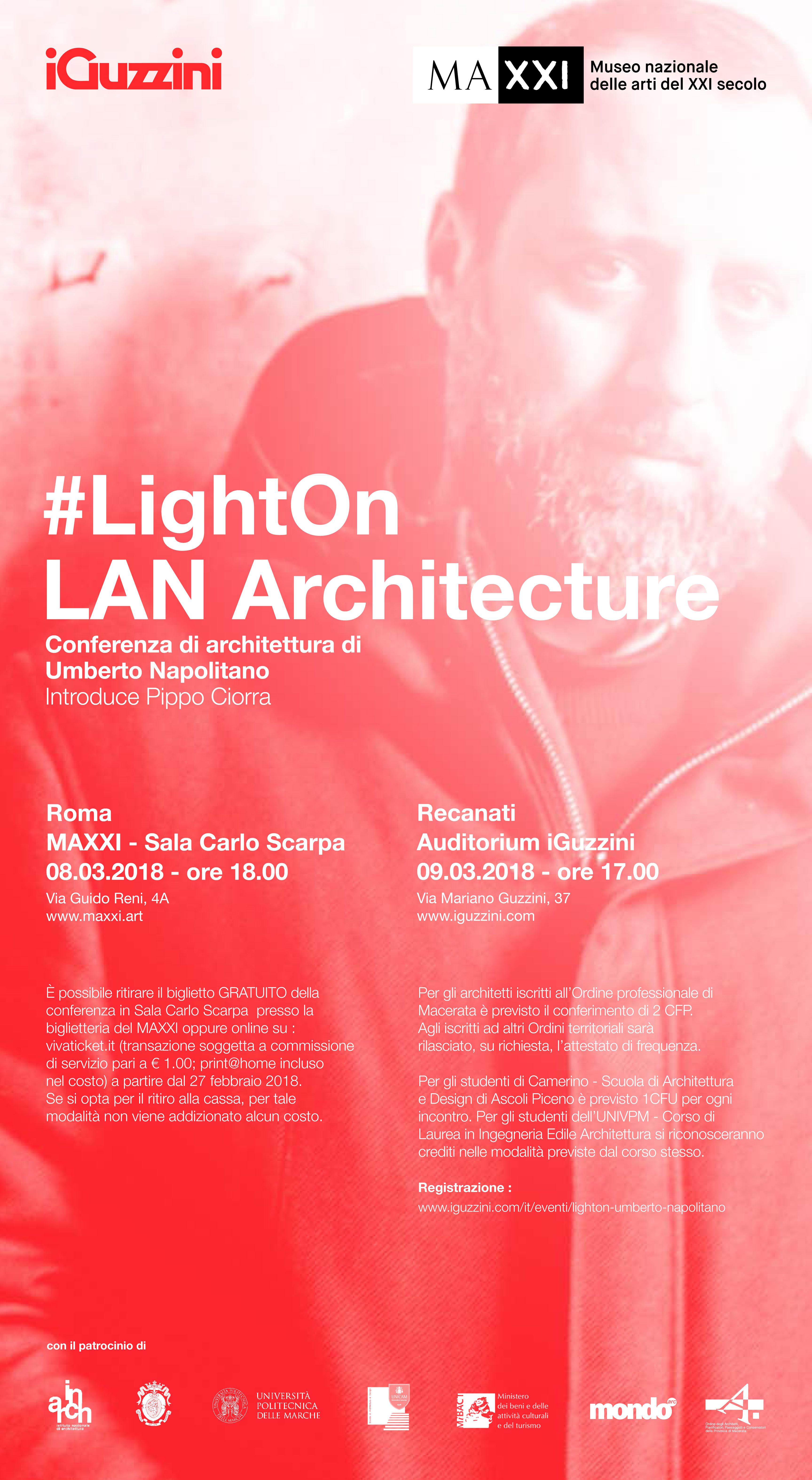 #LightOn LAN