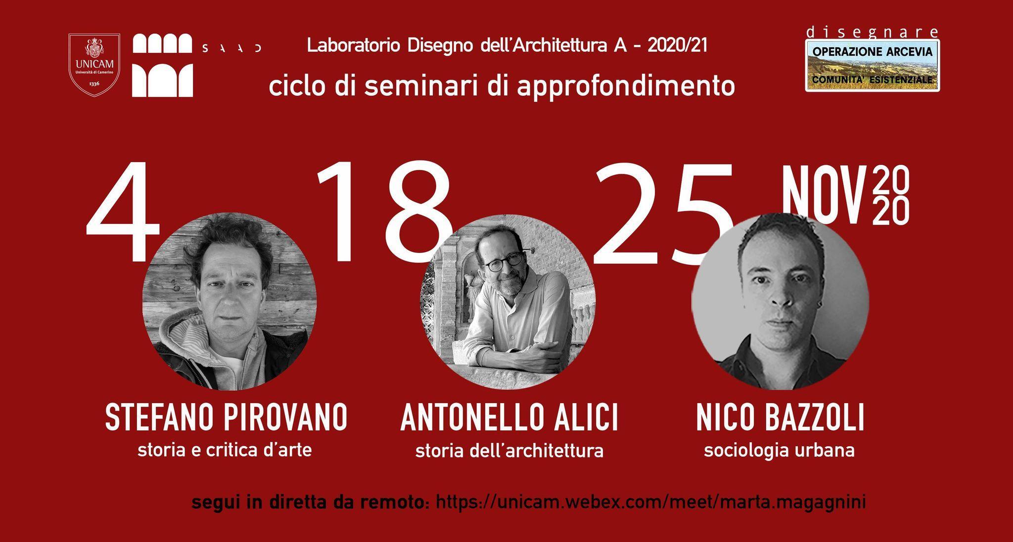 STEFANO PIROVANO - ANTONELLO - ALICI NICO BAROLI