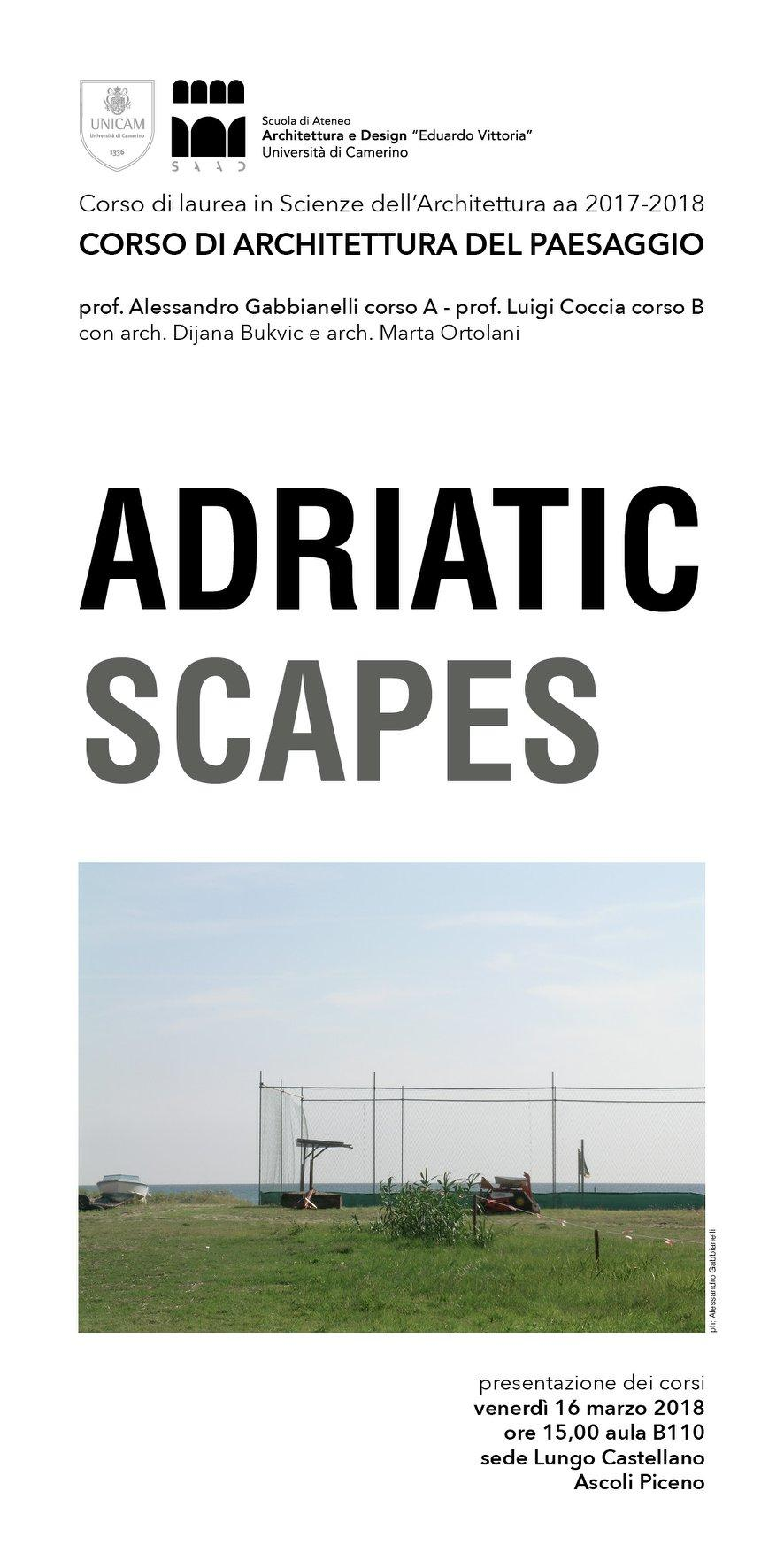adriatic scapes