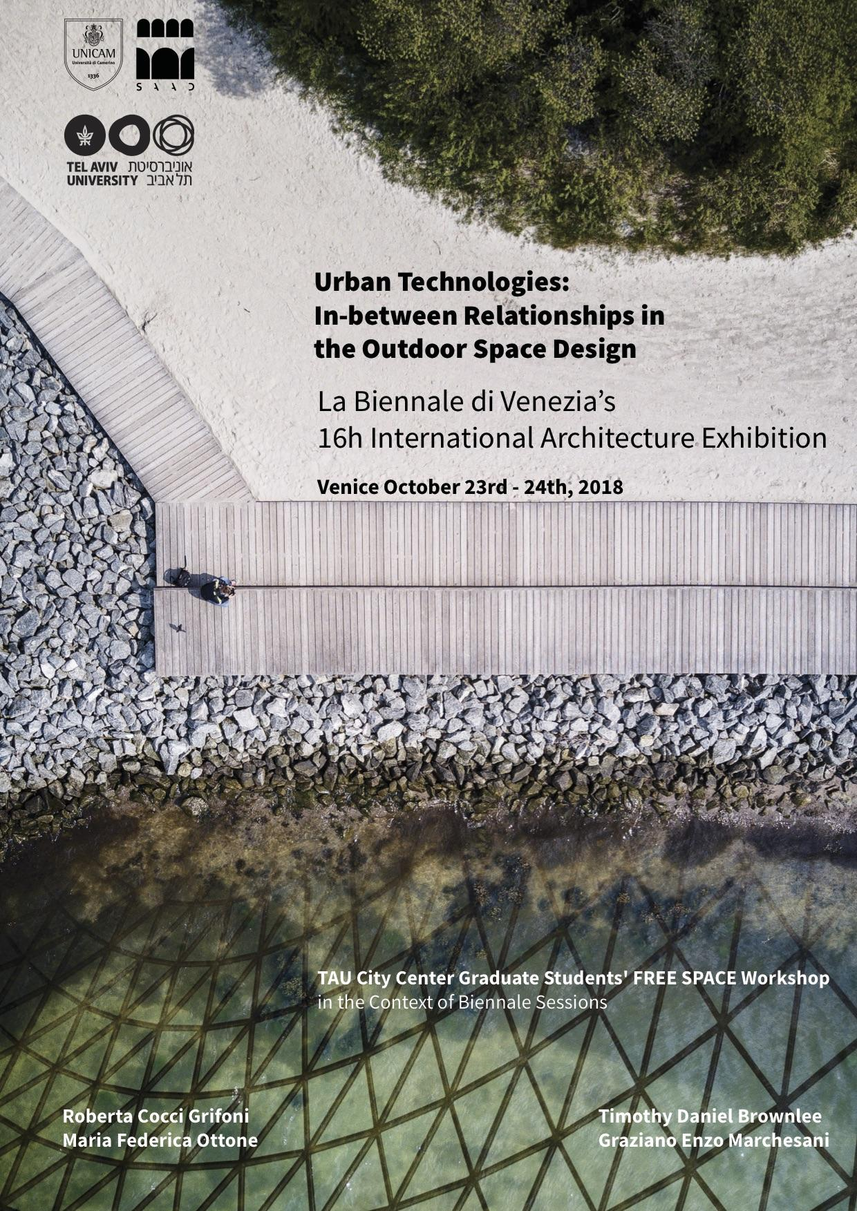 saad scuola architettura saad urban technologies