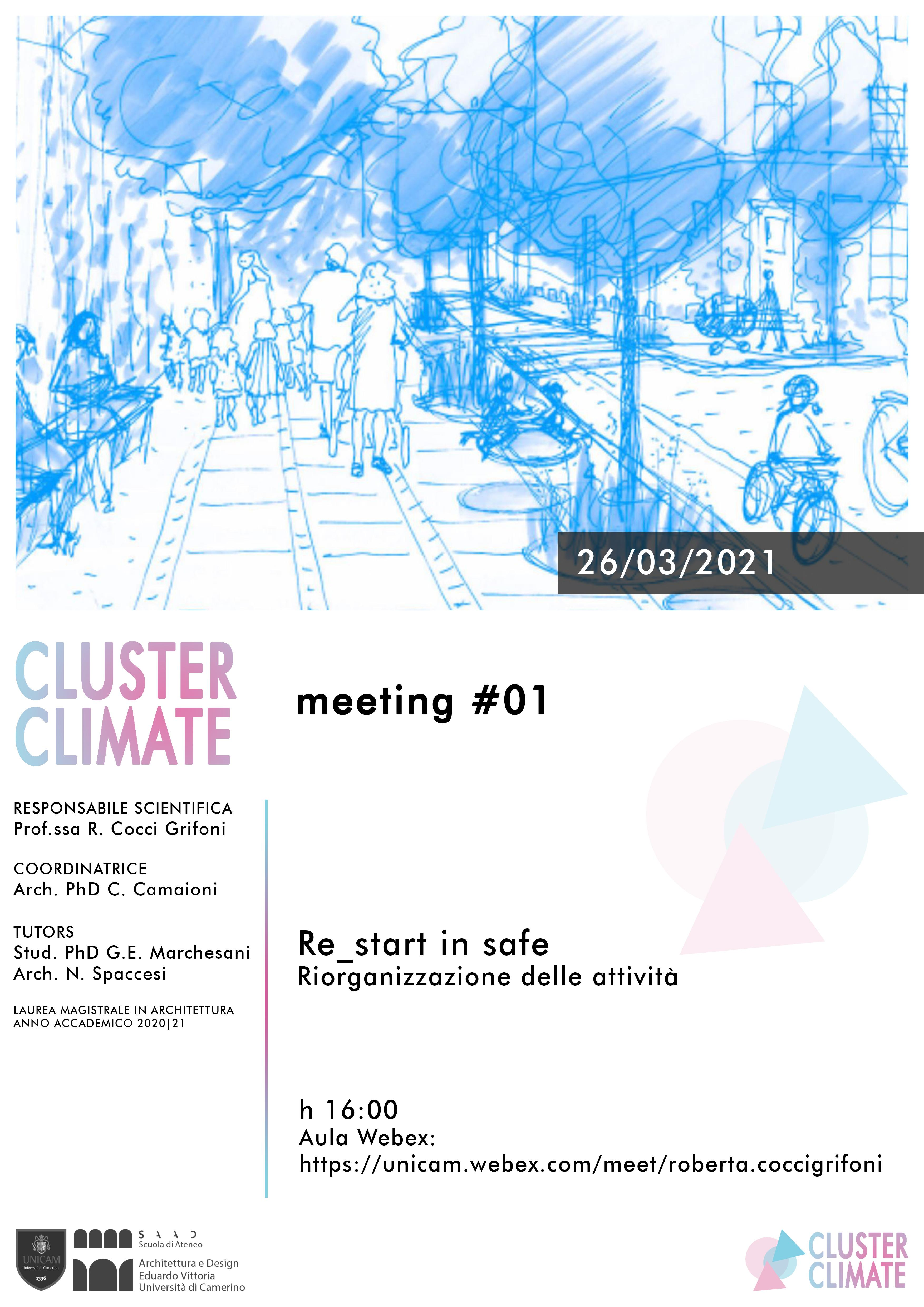 cluster climate