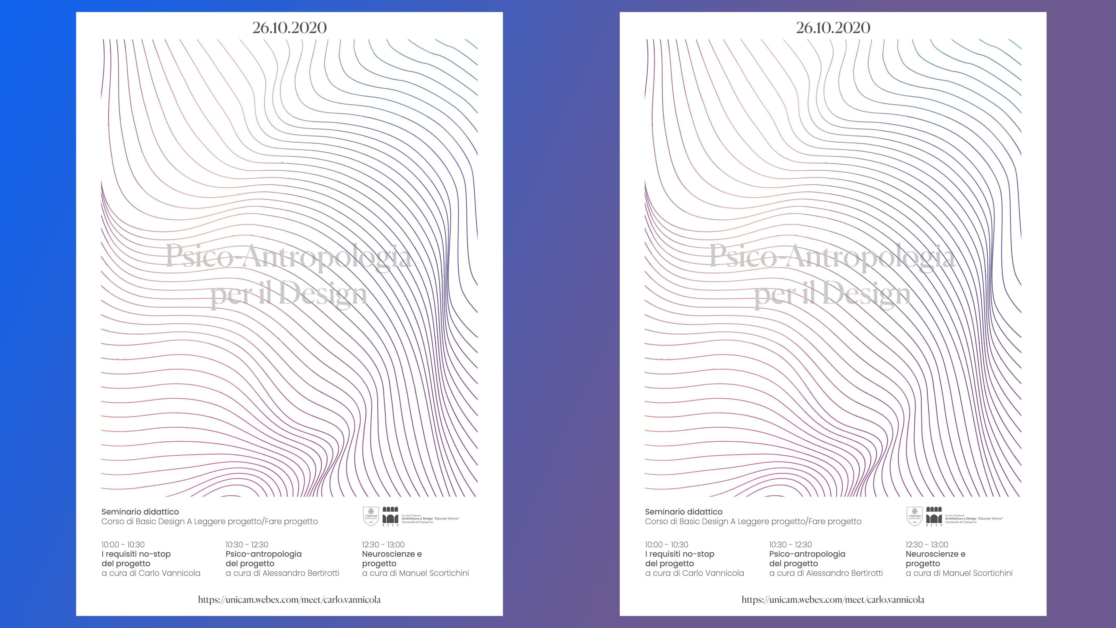Psico-Antropologia per il Design
