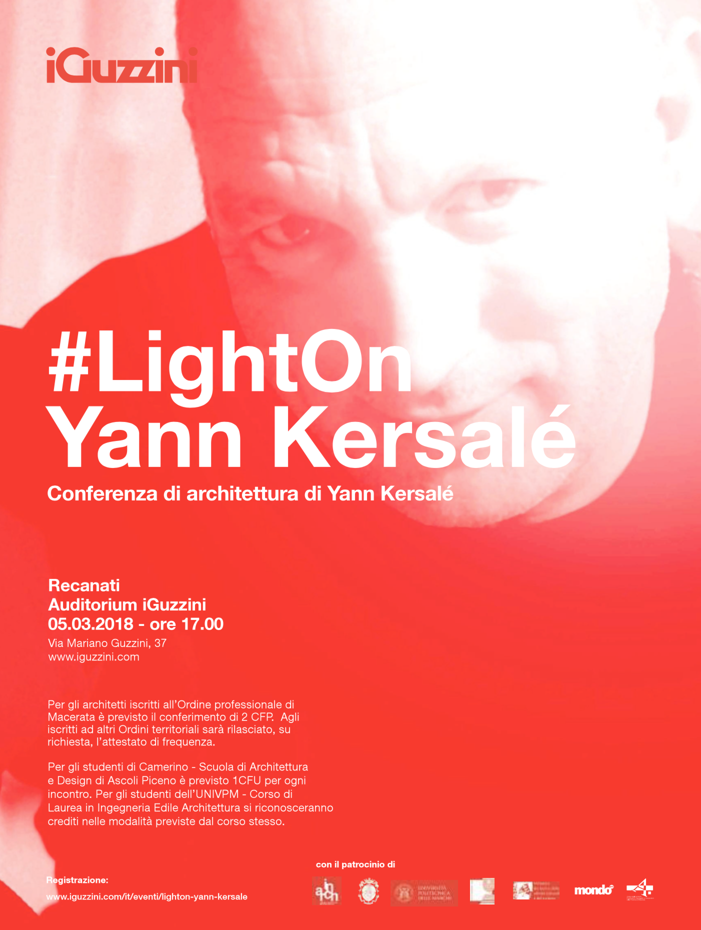 #LightOn Yann Kersalé