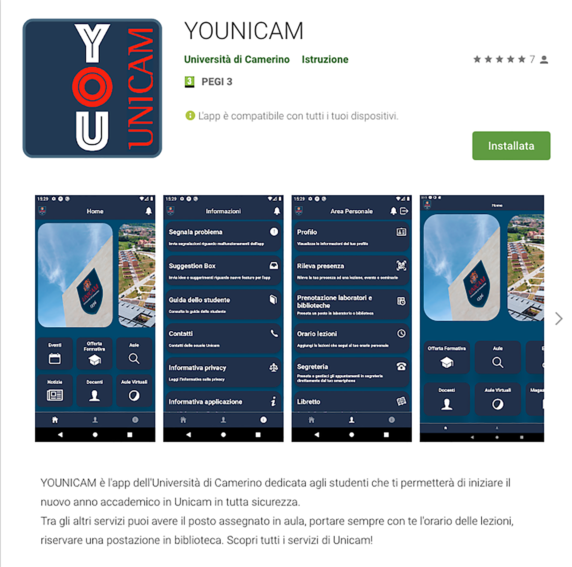 app younicam