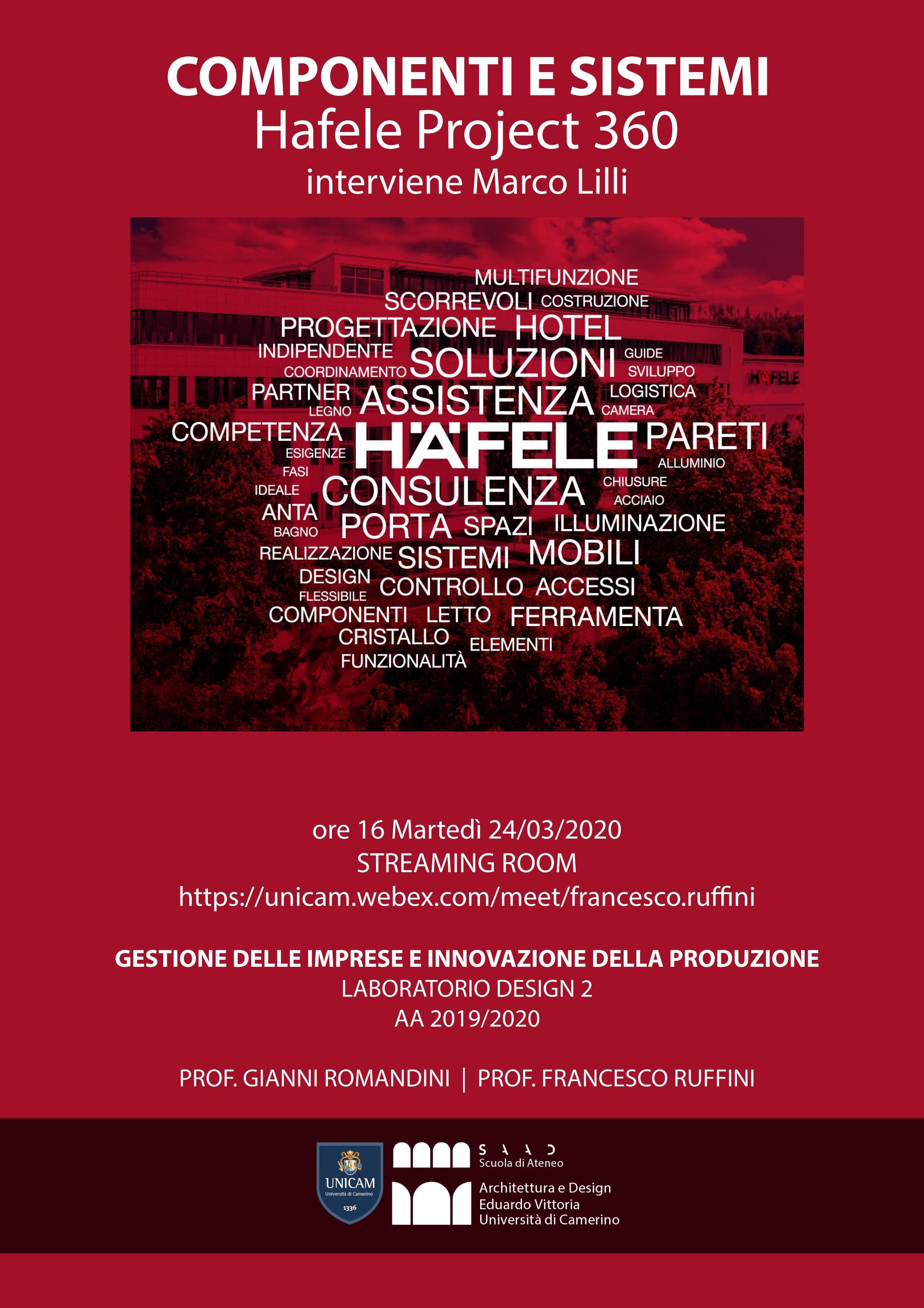 Locandina del Workshop Ruffini