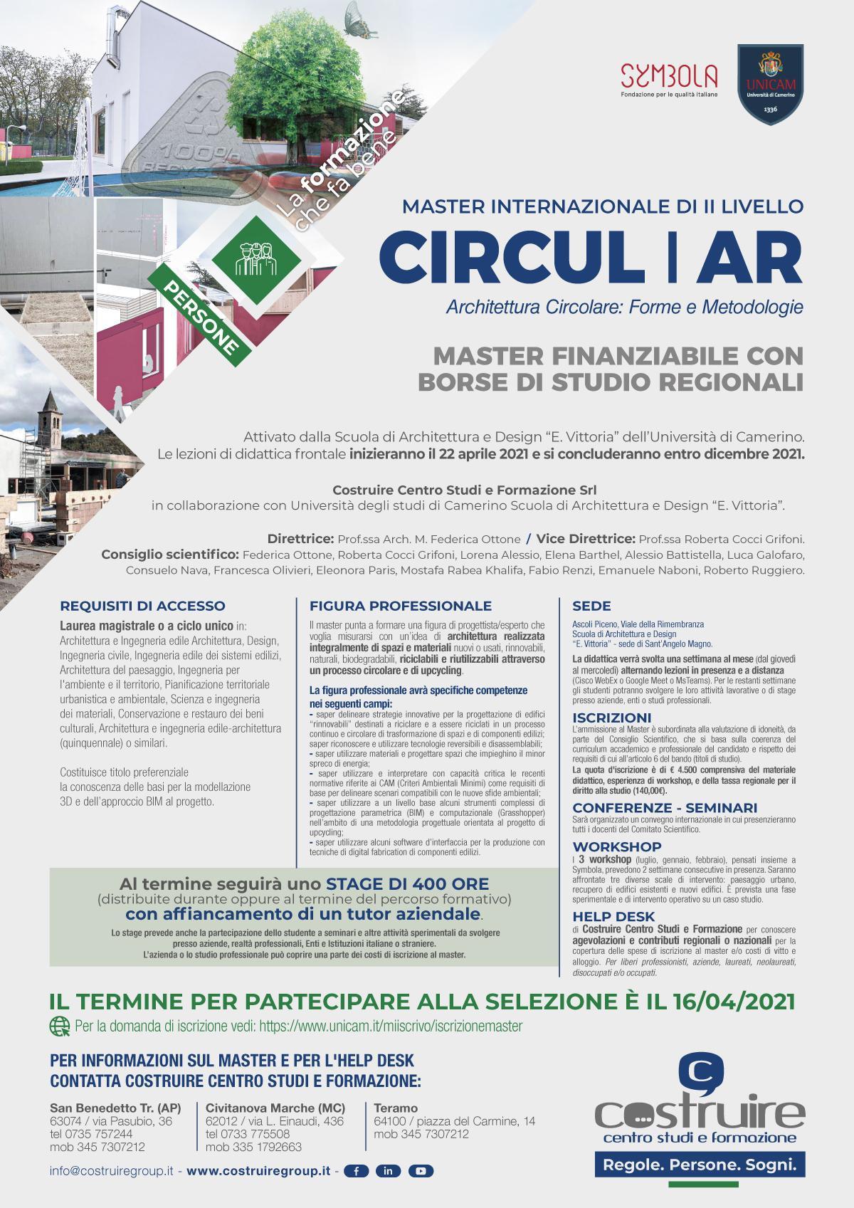 master circular