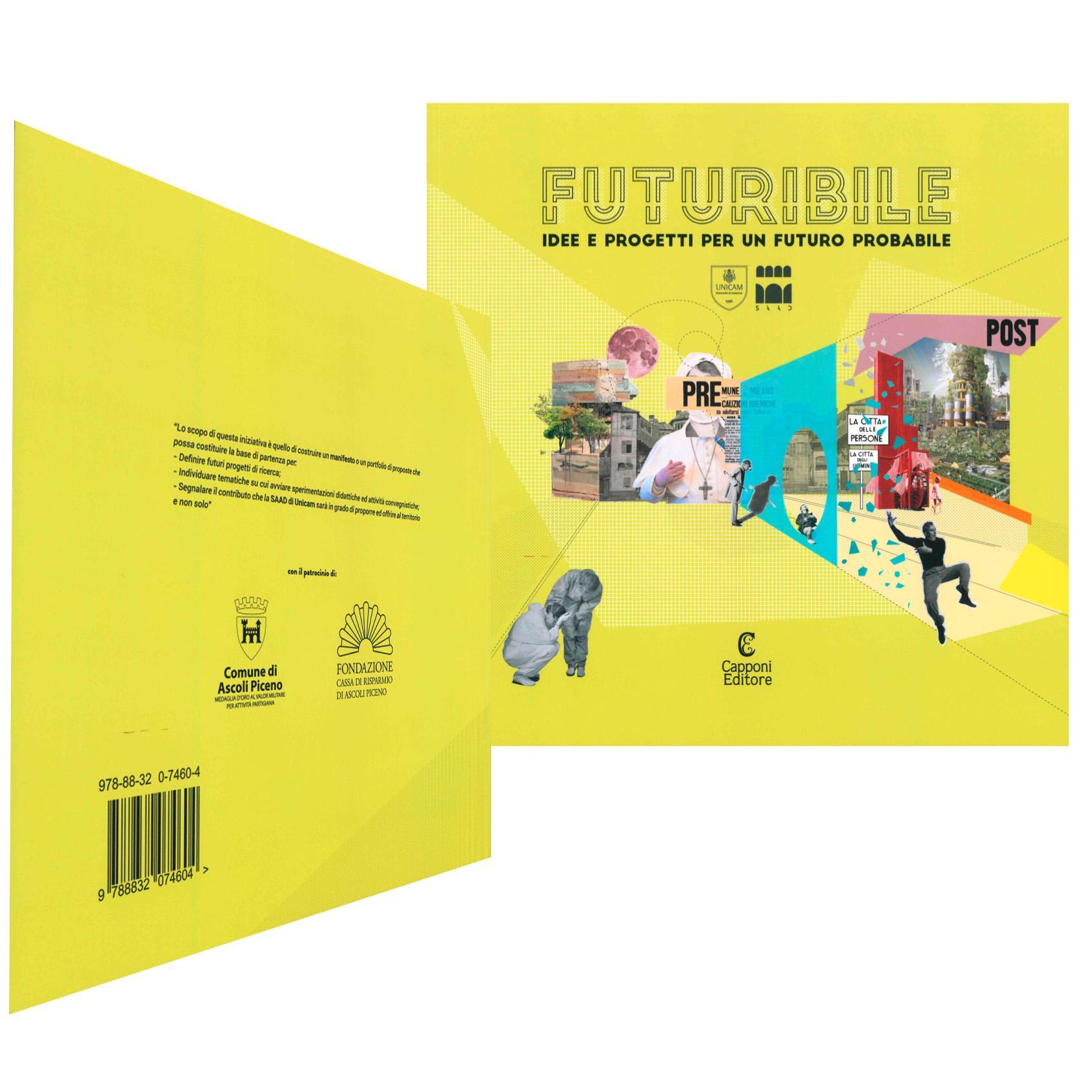 libro di federica ottone copertina futuribile