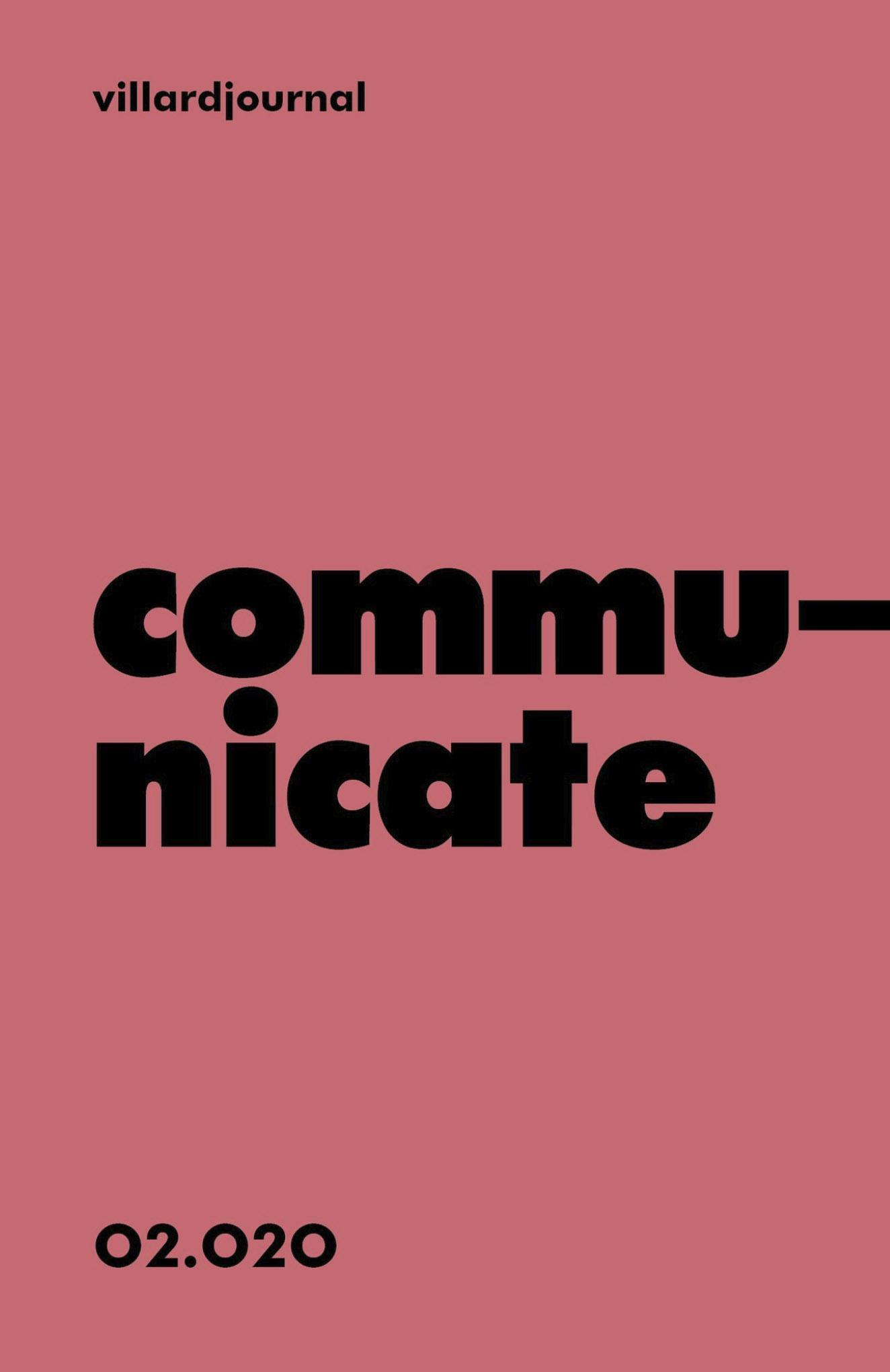 libro communicate